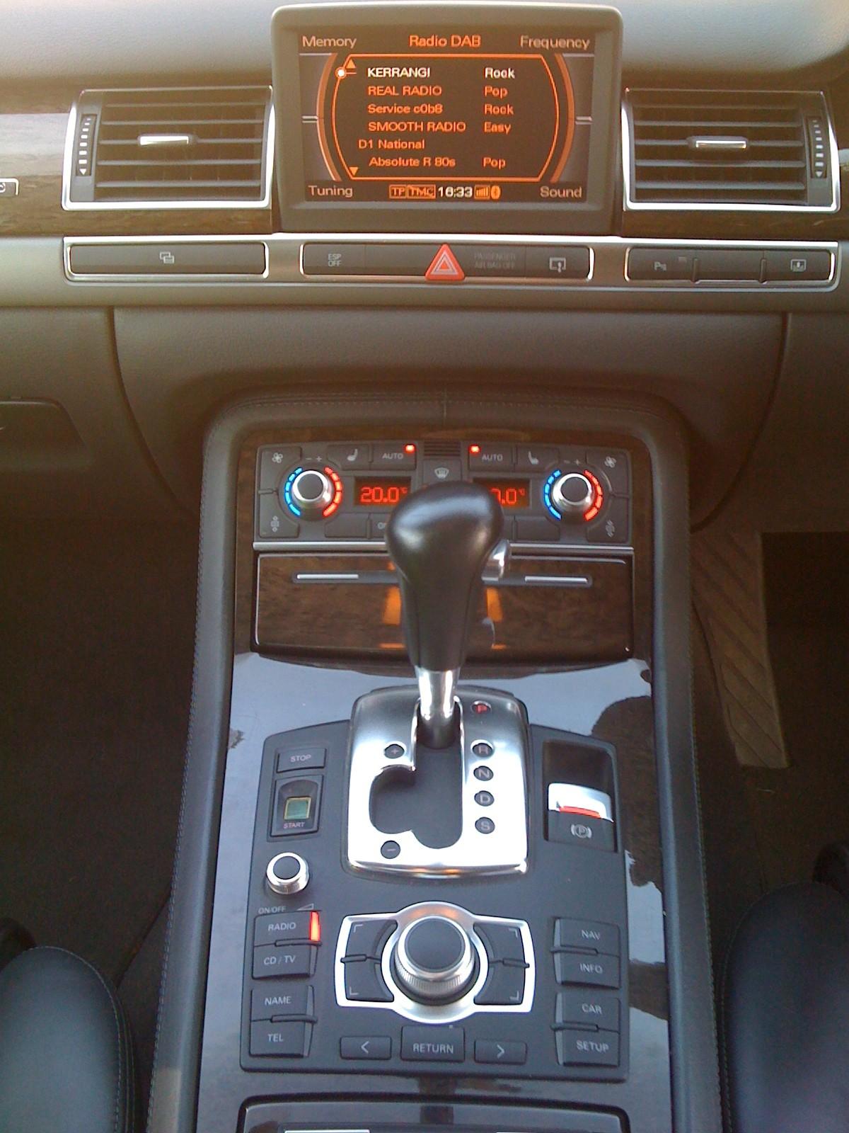 Audi AUDUTVSG MMI High G Twin Digital DVBT Freeview TV - Aud audi