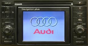 Audi (AUD-UTVS1-RNS-E) RNS-E Navigation Plus Car Digital DVB