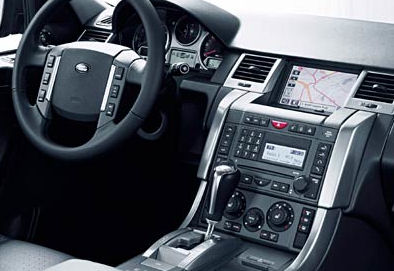 Range Land Rover Sport Vogue Discovery 3 Touch Screen