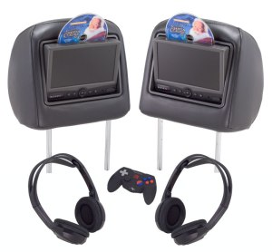 Rosen AV7500 DVD Headrests