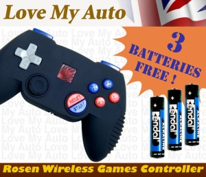 Rosen AP-1007 Wireless Games Controler