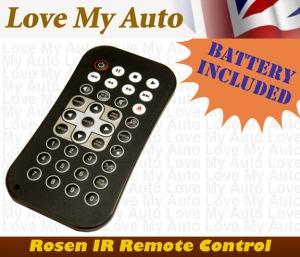Rosen IR Monitor Remote Control